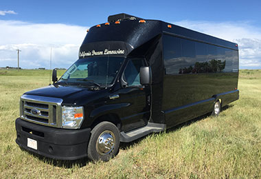 2011 E-450 Limo Bus